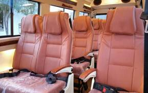 12 seater traveller hire delhi