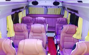 15 seater tempo traveller hire in delhi
