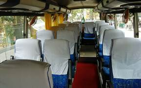 20 seater bus hire