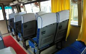 20 seater mini bus hire in delhi