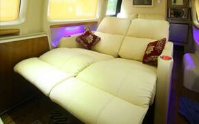luxury 9 seater tempo traveller